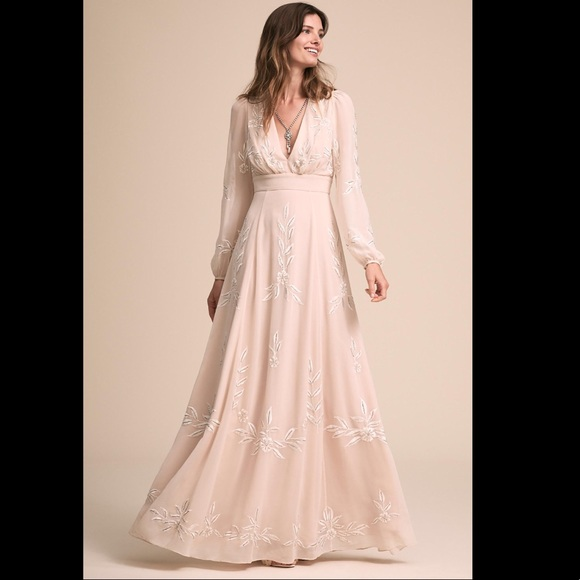 Bhldn Dresses Wedding Dress Belize Size 4 Poshmark
